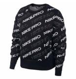 Nike Pro fleeceshirt