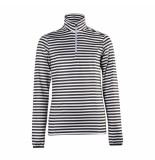 Brunotti rodia-stripe-jr girls fleece -