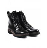 Piedi Nudi Artikelnummer 634221 boots zwart lak met uitneembaar voetbed