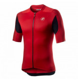 Castelli Fietsshirt men superleggera 2 jersey red