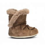 Moon Boot Junior crib suede whiskey