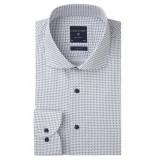 Profuomo Orginale slim fit overhemd met lange mouwen