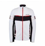 Spyder Ski vest men wengen encore full zip white