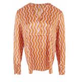 Herzen's Caramel blouse