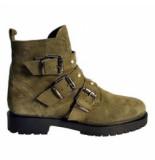 JJ Footwear Enkellaars benfleet voetbreedte h
