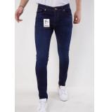 True Rise Jeans slim fit navy 5306