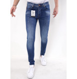 True Rise Nette jeans met stretch 5304