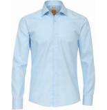 Redmond Heren overhemd licht kent modern fit