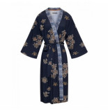 Essenza Kimono sarai lauren boheme indigo blue