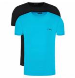 Emporio Armani 2-pack blauw/ tee