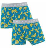 Claesen's Boxer 2-pack banana