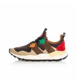 Flower Mountain Sneakers uomo corax man 001.2014760.02.0d02
