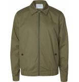Les Deux Morris herrington jacket l.green