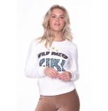 Colourful Rebel Wild Dazed Girl Basic Sweater