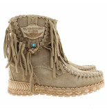 El Vaquero Cloe booties