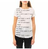 Freddy T-shirt donna t-shirt wt234l03n00