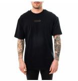 Vans T-shirt unisex overtime out va3pdyblk