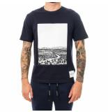 Calvin Klein T-shirt uomo photographic road regular j30j313682.chw