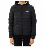 OBEY Giubbotto donna ascent jacket 221800292.blk