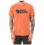 Fjällräven T-shirt uomo fjallraven logo t-shirt m f87310.333-999