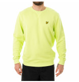 Lyle and Scott Felpa uomo crew neck sweatshirt ml424vtr.z913