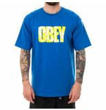 OBEY T-shirt uomo easy to love basic tees 163082199.ryl