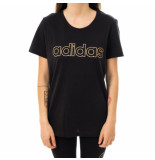 Adidas T-shirt donna w e branded tee fl0164