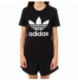 Adidas T-shirt donna trefoil tee fm3311