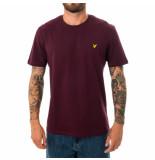Lyle and Scott T-shirt uomo plain t-shirt ts400v.z562