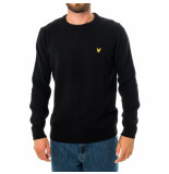 Lyle and Scott Maglione uomo crewnwck lambswool blend jumper kn921vf.w155