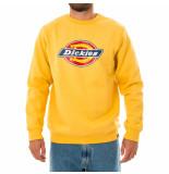 Dickies Felpa uomo pittsburgh regular sweatshirt dk220241apr