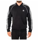 Adidas Felpa uomo track jacket adicolor classics primeblue sst gf0198