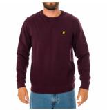Lyle and Scott Maglione uomo crewneck sweatshirt ml424vtr.z562