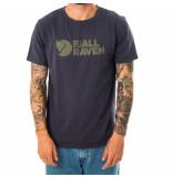 Fjällräven T-shirt uomo fjallraven logo t-shirt m f87310.560