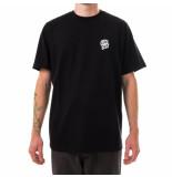 Life sux T-shirt uomo basic tee ts9044.blk