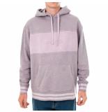 Levi's Felpa uomo garment dye lavander frost 35872-0001