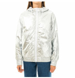 Calvin Klein Giubbotto donna metallic windbreaker j20j214114.0im