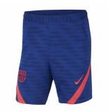 Nike Fc barcelona trainingsbroekje 2020-2021 kids royal