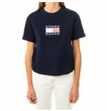 Tommy Hilfiger T-shirt donna tommy jeans tjw star americana flag tee dw0dw08482.c87