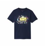Vans T-shirt bambino by kick out boys vn0a4mtjlkz
