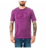 Tommy Hilfiger T-shirt uomo tommy jeans lh gmd logo tee mw0mw15295.vud