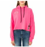 Disclaimer Felpa donna maglia con cappuccio donna in felpa 21eds50630
