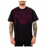 Iuter T-shirt uomo tibetan tee 21sits68.blk
