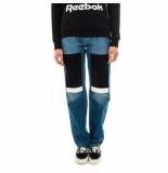 Calvin Klein Ckj 030 high rise pantalone jeans donna