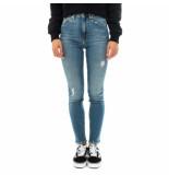 Calvin Klein Jeans donna 010 high rise skinny j20j213061.1a4