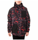 Dolly noire Giubbotto uomo full zip jk39