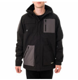 Dolly noire Giubbotto uomo full zip jk38