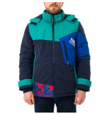 Tommy Hilfiger Giubbotto uomo tommy jeans tjm colorblock snow jacket dm0dm08747.c87