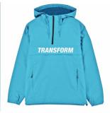 Transform Gloves The fast text windbreaker