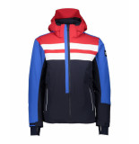 Campagnolo Man jacket zip hood